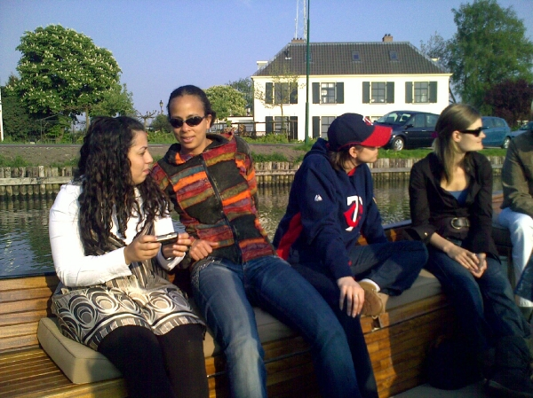 Borrel on boat 2009_3